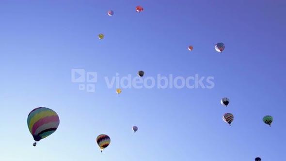 Assorted Hot Air Balloons in Utah County, Utah 15