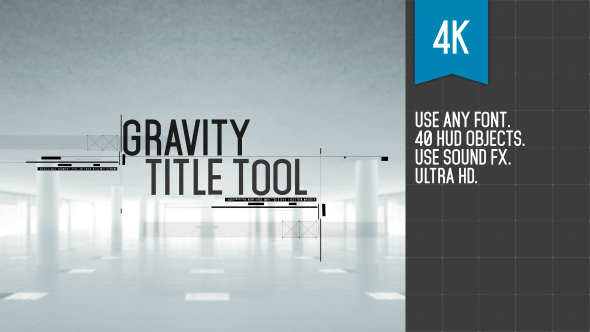 Gravity Title Tool