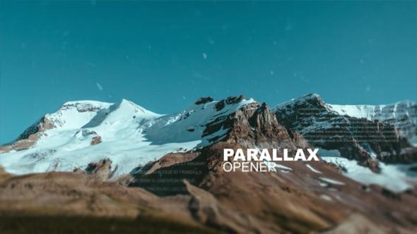 Parallax Opener
