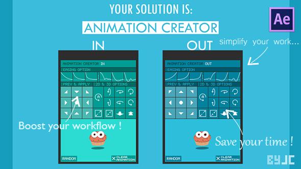 Animation Creator - Infinite Possibilities of Anim