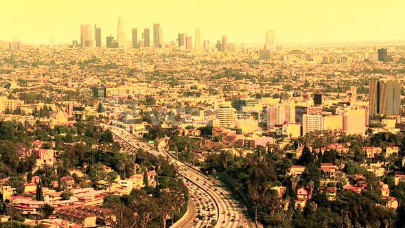 Los Angeles City Daylight TL