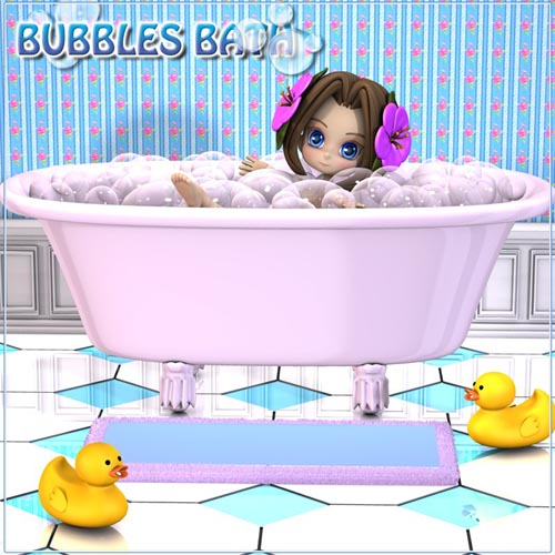 Bubbles Bath