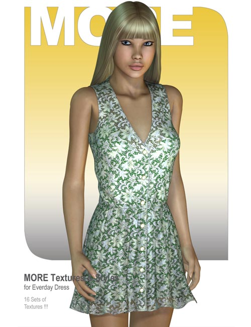 MORE Textures & Styles for Everday Dress