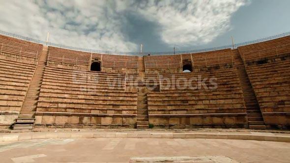 Sweep Across Arena Ruins Seats 2