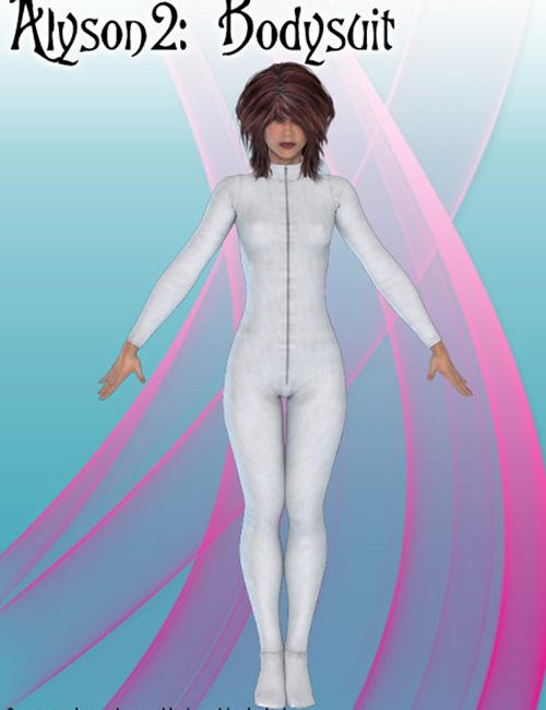 Alyson 2 Bodysuit