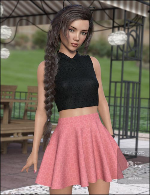 Paisley for Teen Josie 8