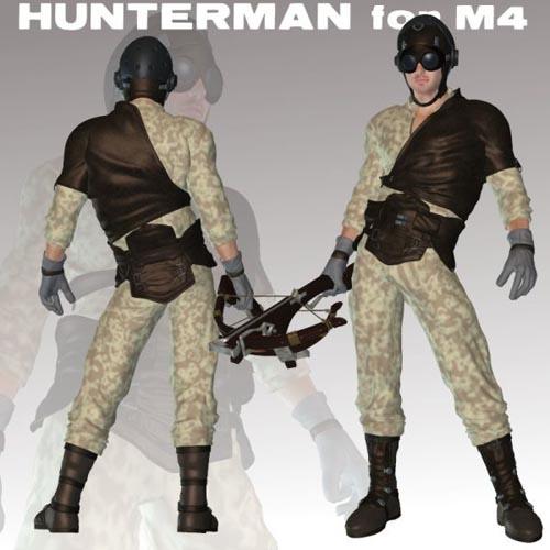 M4 Hunterman