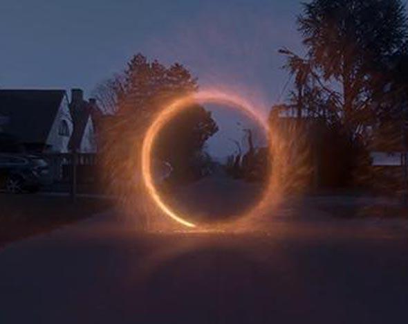 Doctor Strange Realistic Portal