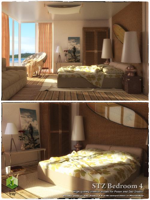 STZ Bedroom 4