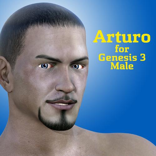 Arturo for Genesis 3 Male
