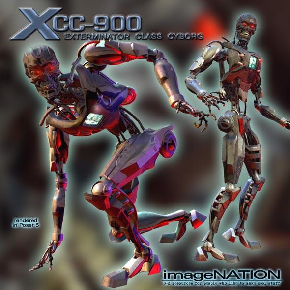 XCC-900 Cyborg