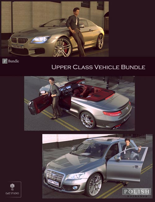 Upper Class Vehicle Bundle