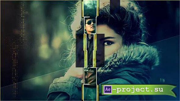 Fever Dreams - After Effects Template