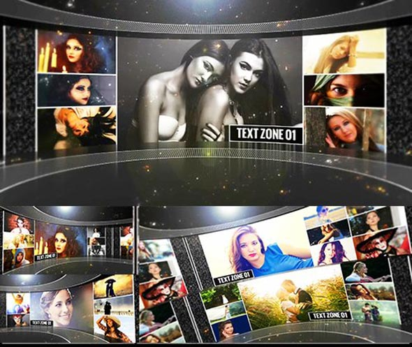 Multi Screen - After Effects Template