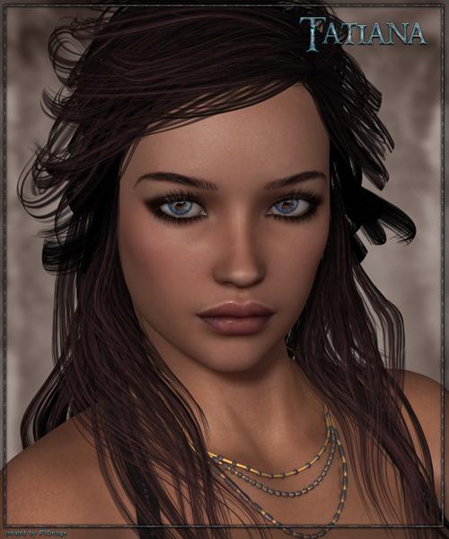 P3D Tatiana