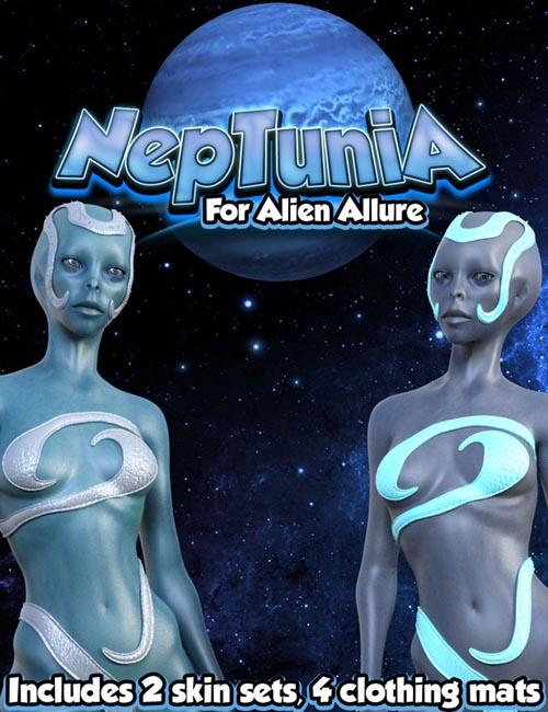 Neptunia For Alien Allure