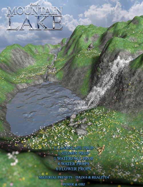 Flinks Mountain Lake