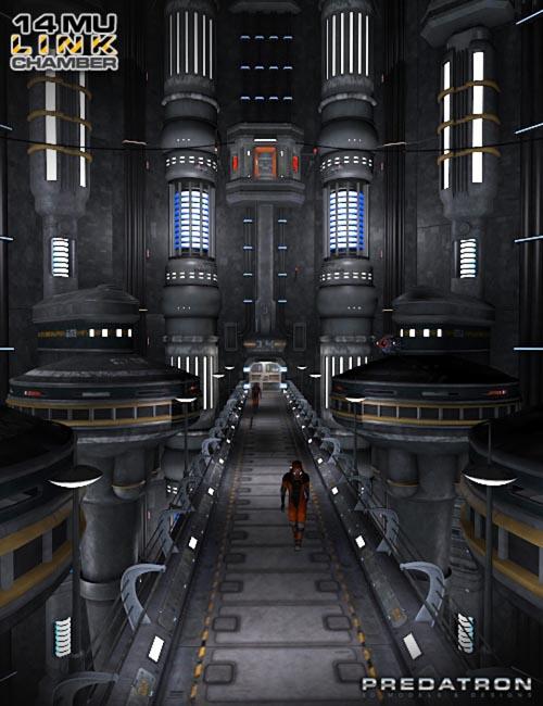 14 MU Link Chamber