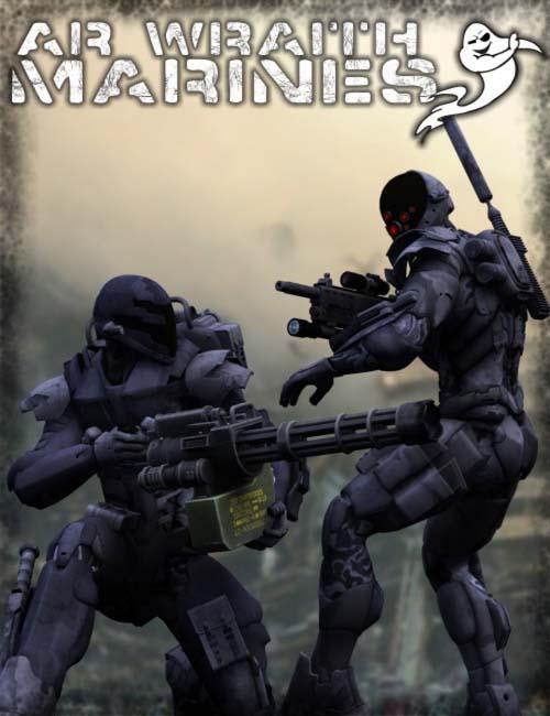 AR Wraith Marines
