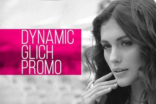CM - Dynamic Glitch Promo 1821305