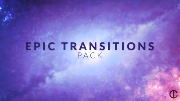 Epic Transitions - 32 Amazing After Effects Transition Presets Pack (TOLERATED CINEMATICS)