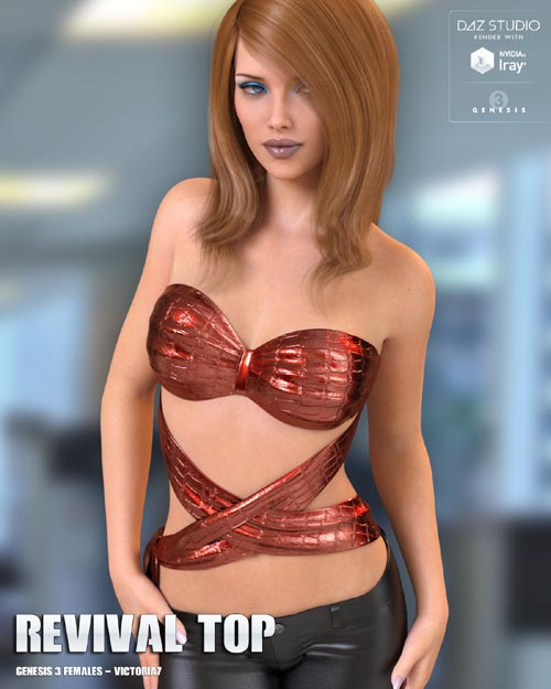 Revival Top for Genesis 3 Female(s)