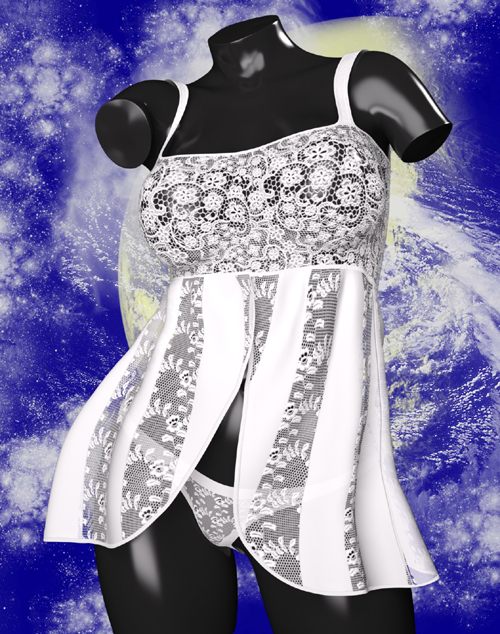 JMR Art of Seduction Nightdress for G3F/G8F