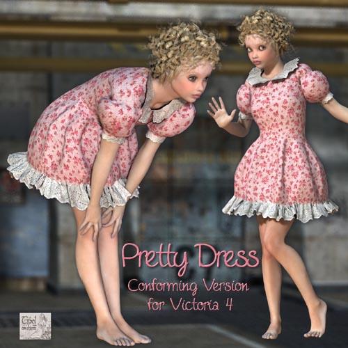 Pretty Dress Conforming version