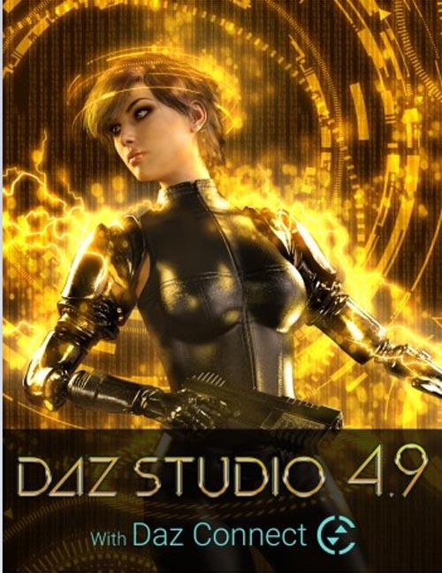 Daz Studio 4.10.0.107