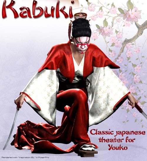 Kabuki for Youko V4