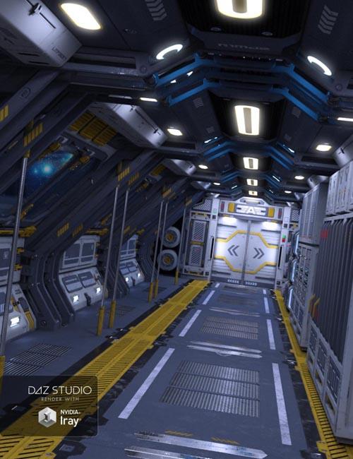 Sci-fi Corridor B