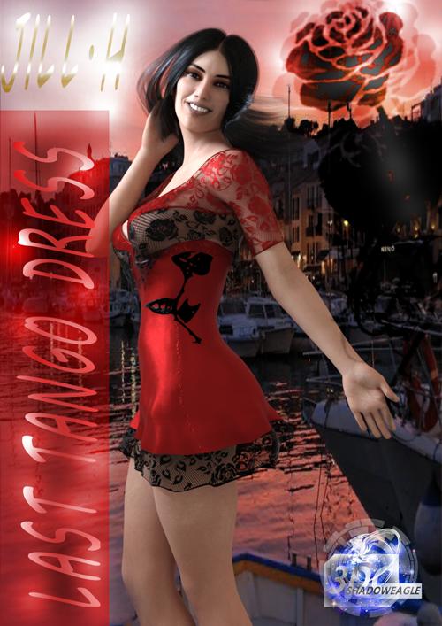 JILL.H Last Tango Dress G8F