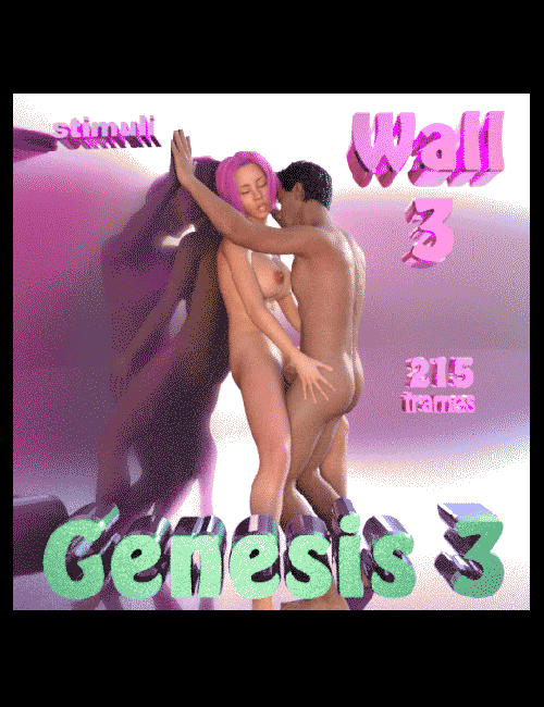 Wall 3 For Genesis 3 Figures
