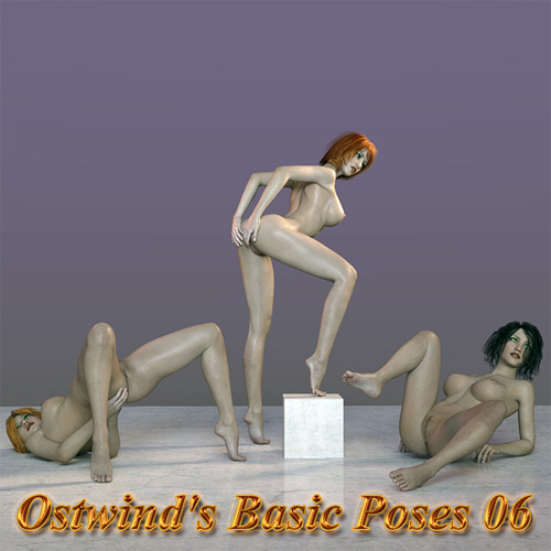 Simple Poses 06