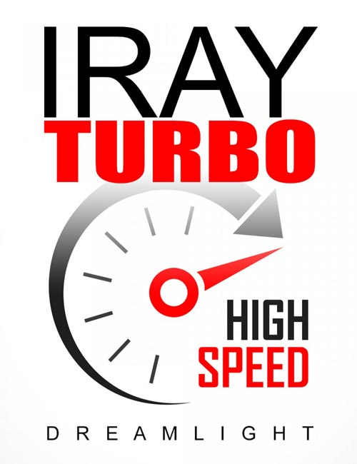 Iray Turbo - x2-10 Speed - Tutorial