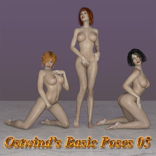 Simple Poses 05