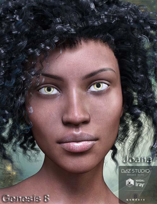Joana for Genesis 8 Female