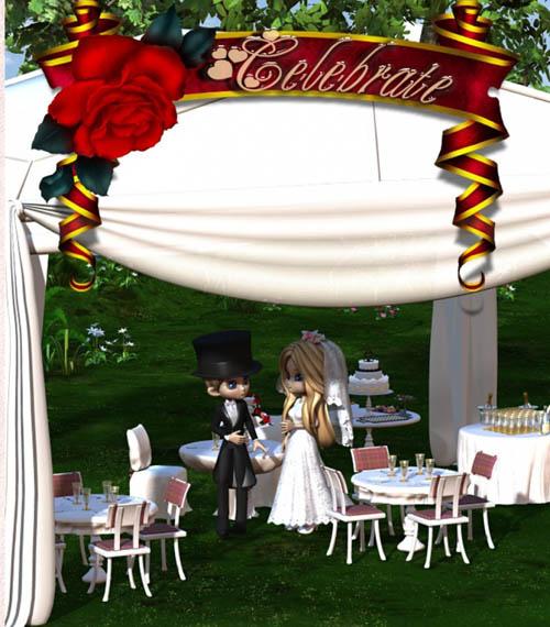 Celebrate - Garden Party