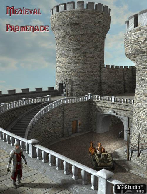 Medieval Promenade