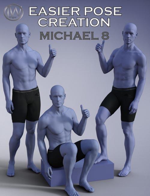 Easier Pose Creation for Michael 8