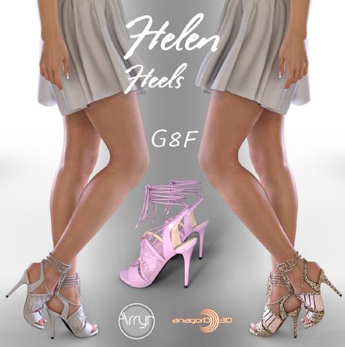 Helen Heels G8F