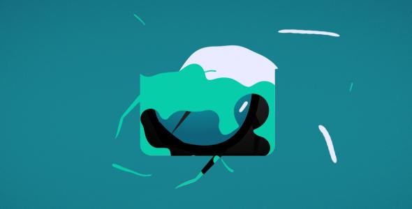 Liquid Logo Revealer