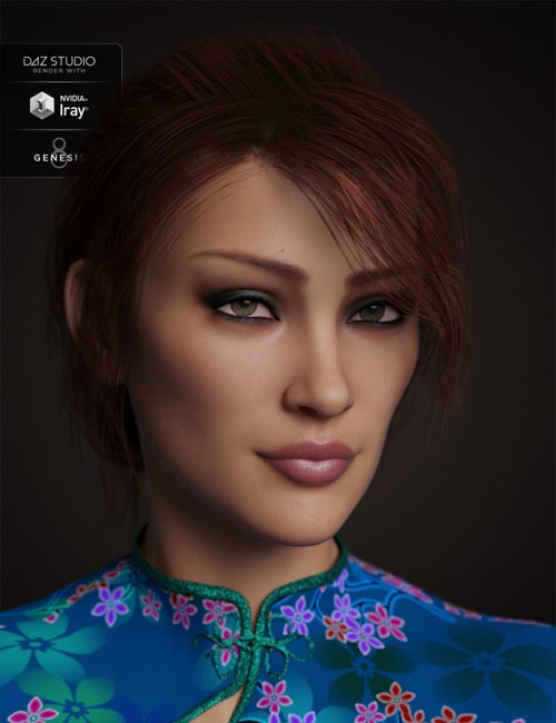 Dharla for Genesis 8 Female