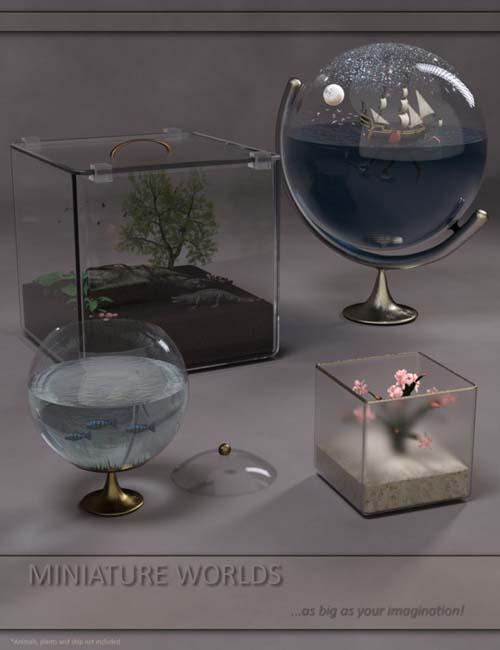 DLD Miniature Worlds