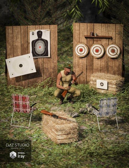 Backwoods Shooting Range