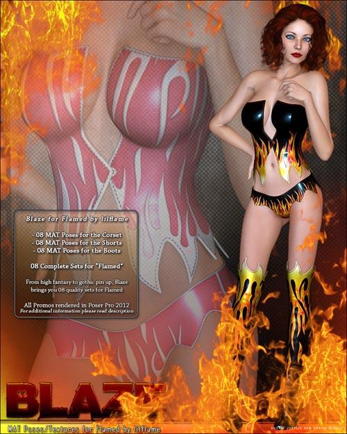Blaze for Flamed
