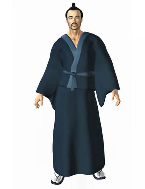 Kimono Expansion Pack for M3 Wizard Robe