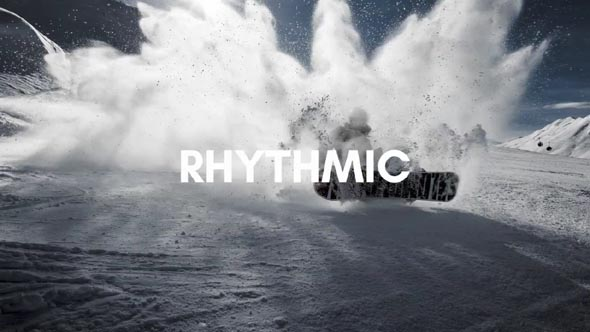 Rhythmic Stomp Logo V2
