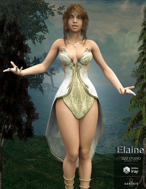 Elaine for Genesis 8 Female