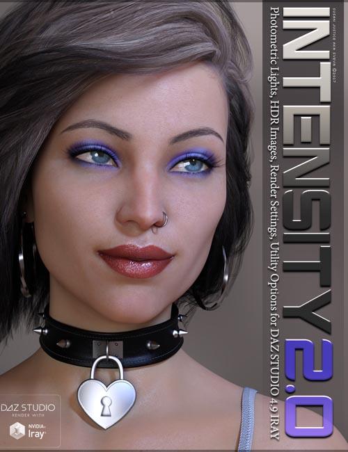 SV's INTENSITY 2.0 Iray Lighting